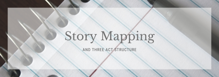 Story Mapping with 3 Act Structure