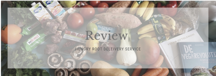 Review: Hungry Root Meal Deleivery