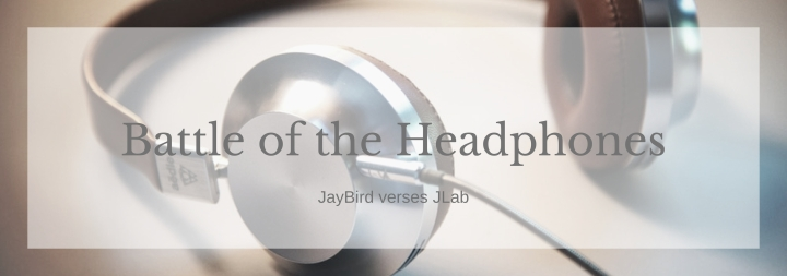 JayBird vs Jlab: Battle of the headphones.