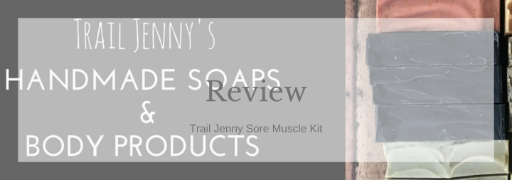 Review Trail Jenny Soaps & Body Products