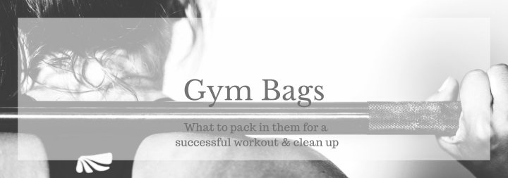 Packing Your Gym Bag