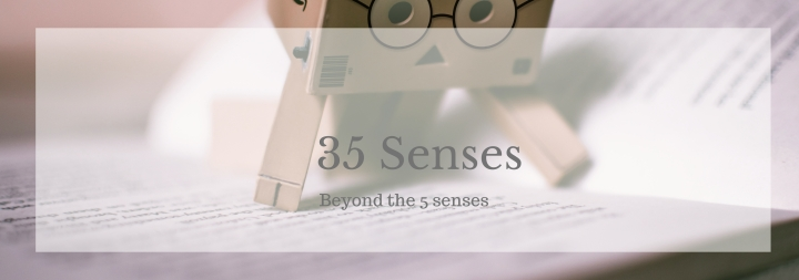 35 Senses Beyond the 5 Senses