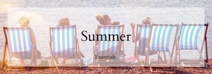 My Summer Essentails