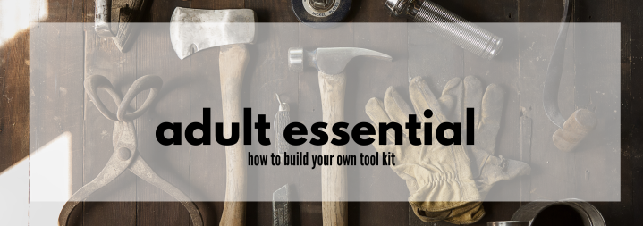 Build Your Own Tool Kit
