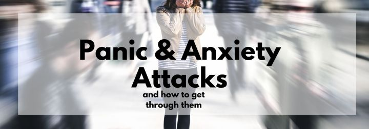 Panic attacks & Anxiety attacks