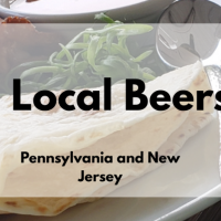 Local Beers from Pennsylvania & New Jersey