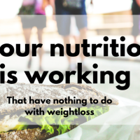 Signs Your Nutrition Plan Is Working