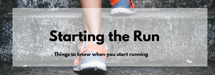 Things to Know When You Start Running