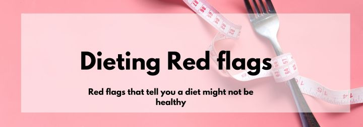 Dieting Red Flags