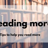 Tips for Reading More